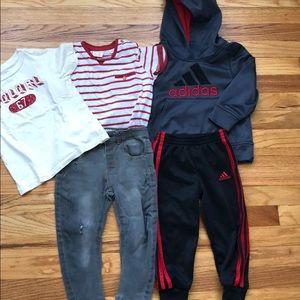 Boys clothes lot size 2/3 Zara Ralph Lauren